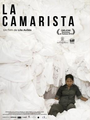 Affiche de La Camarista