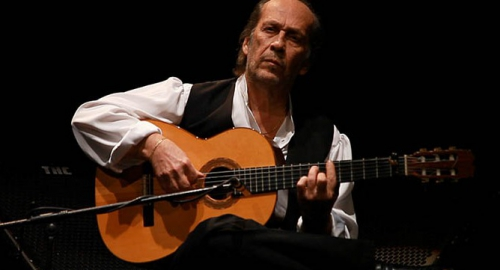 Image du film Paco de Lucia, légende du flamenco