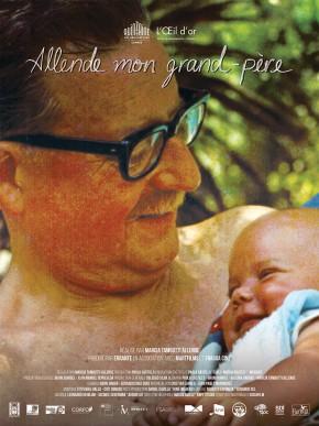 Affiche de Allende mon grand-père