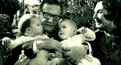 Image du film Allende mon grand-père
