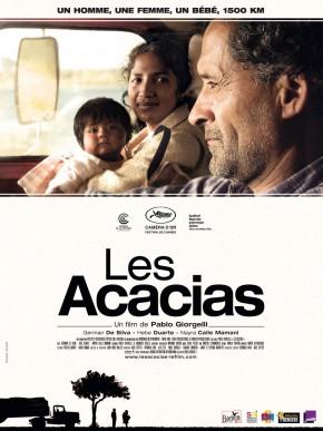 Affiche de Acacias (Les)