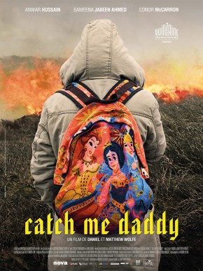Affiche de Catch me daddy