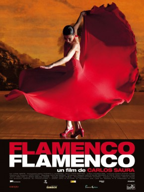 Affiche de Flamenco Flamenco