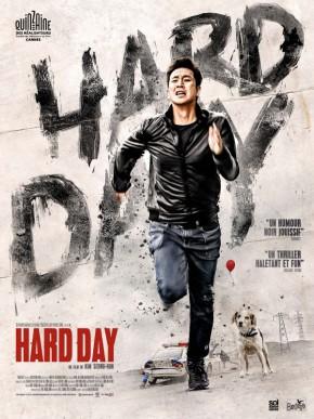 Affiche de Hard day