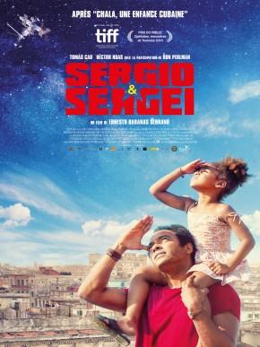 Affiche de Sergio & Sergei