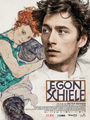 Affiche de Egon Schiele