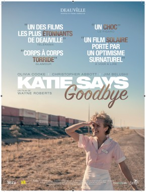 Affiche de Katie Says Goodbye