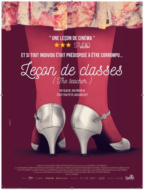 Affiche de Leçon de classes
