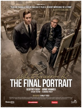 Affiche de Alberto Giacometti The Final Portrait