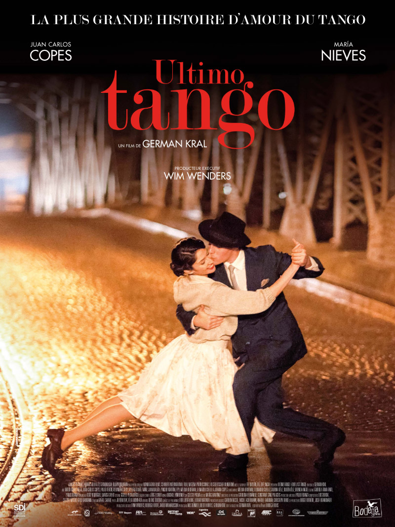 Affiche du documentaire Ultima Tango