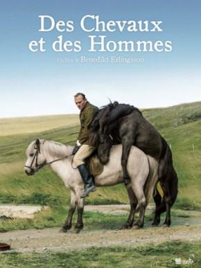 Affiche de Des chevaux et des hommes