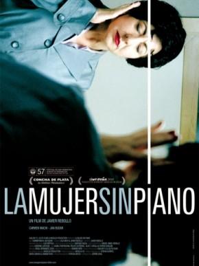 Affiche de Mujer sin Piano (La)