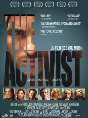 Affiche de Activist (The)